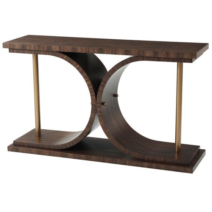 Console Table Conway Console Table Table Brown Furniture