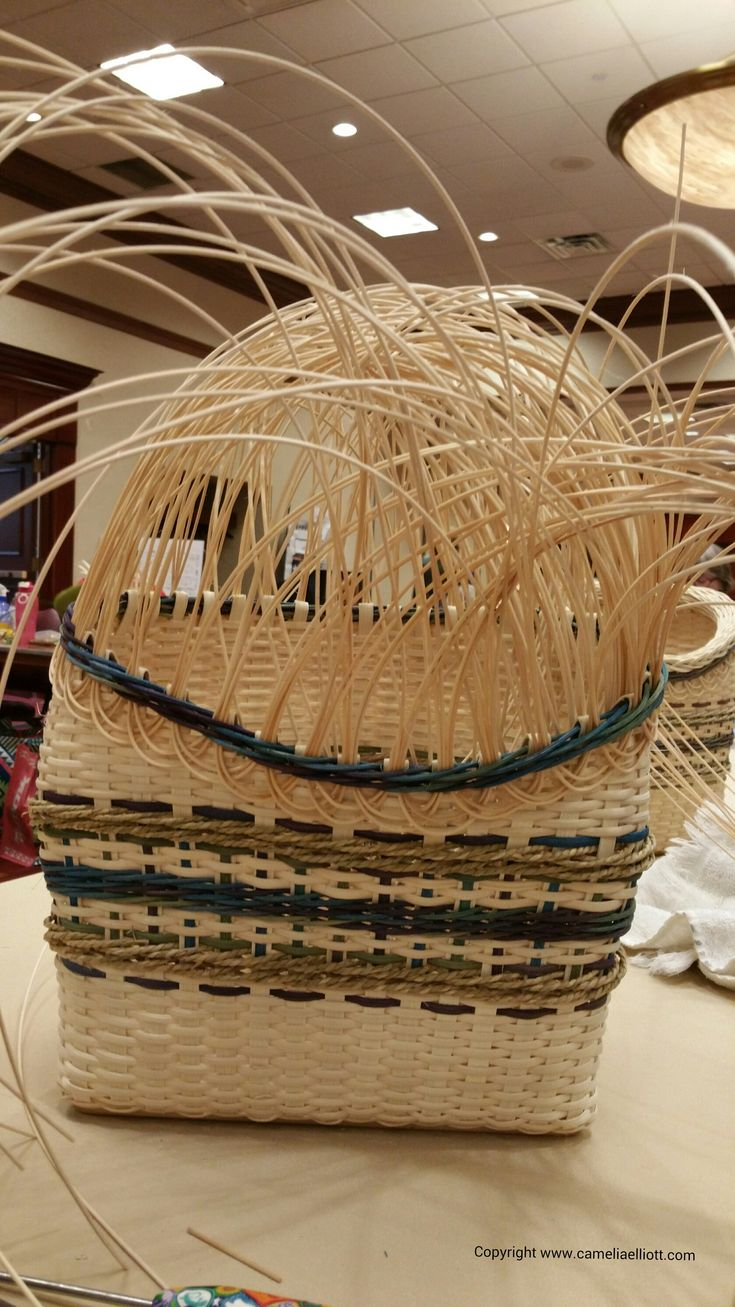 Basket Weaving Process : Best images about basket weaving on ash