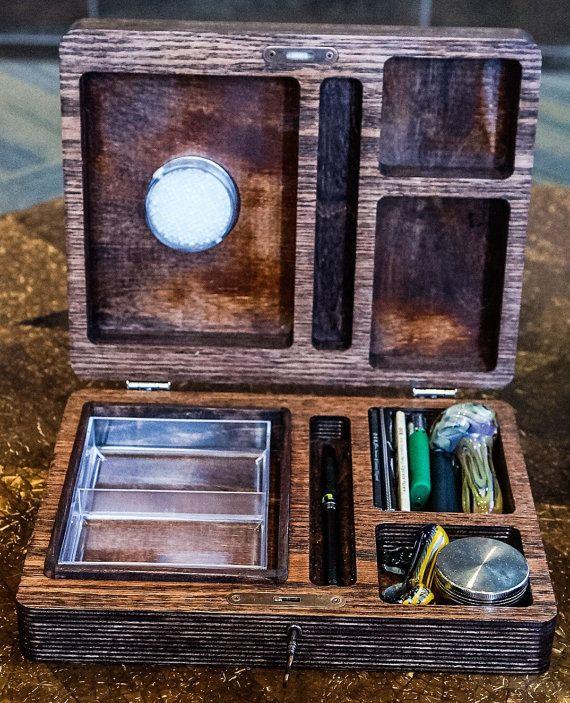 CannaKeeper Feuchtigkeit kontrollierte Stash Box von SummitMedical