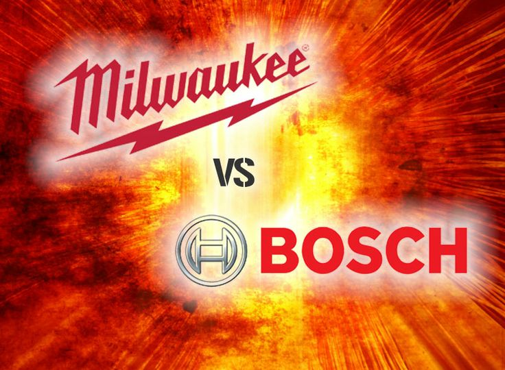 2012 Milwaukee and Bosch New Tools Media Event Showdown