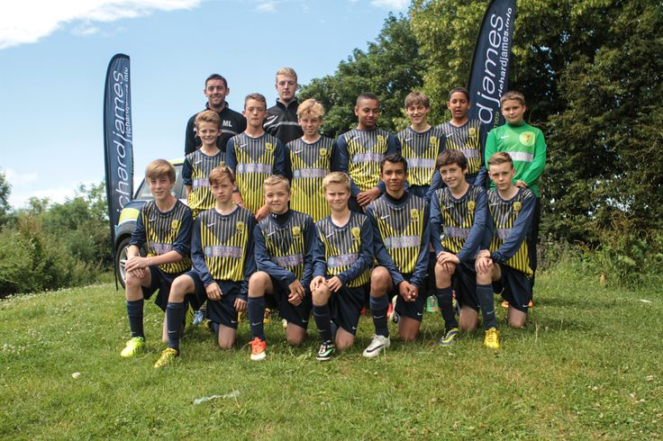 Broad Town Colts FC... Community Focus at Richard James #community #football #richardjames richardjames.info/community