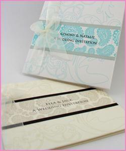 handmade v homemade wedding stationery the wedding community - Do It Yourself Wedding Invitation Kits