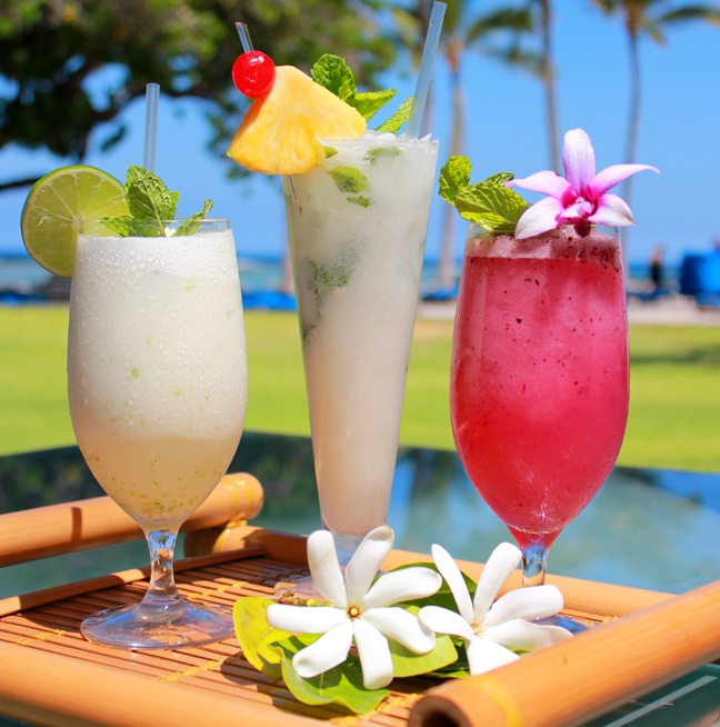1000+ Images About Tropical Drinks Of Hawaii On Pinterest