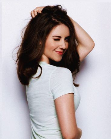 I may have a bit of a girl crush on Alison Brie.