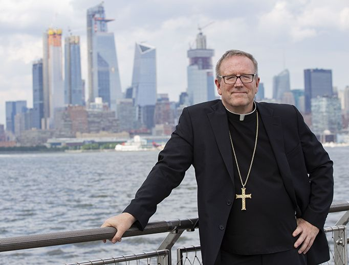 Bishop Barron How To Bring Nones To Christ In A Time Of Scandal Bishop Barron Barron Bishop