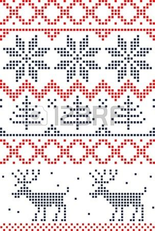 Scandinavian Seamless Pattern Royalty Free Cliparts, Vectors, And Stock Illustration. Image 11658997.