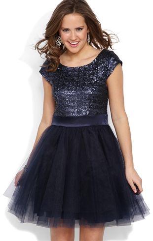 Debs Short Formal Dresses Tulle