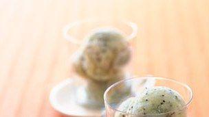 Kiwi-Lime Sorbet Recipe | Bon Appetit