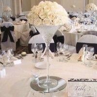 Idée décoration vase martini - 3