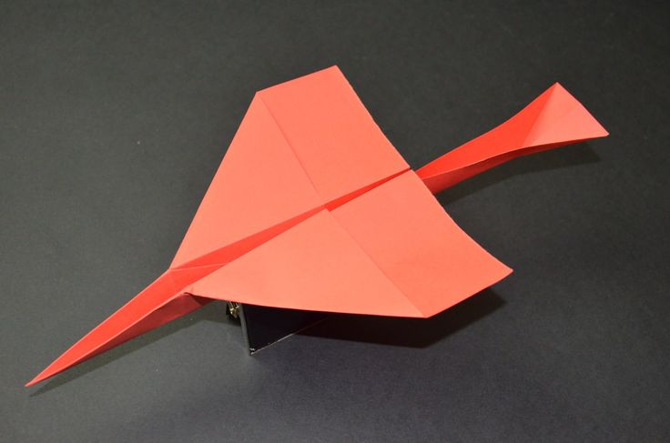 Como hacer un Avion de Papel que Vuela Mucho - Aviones de Papel - Origam...