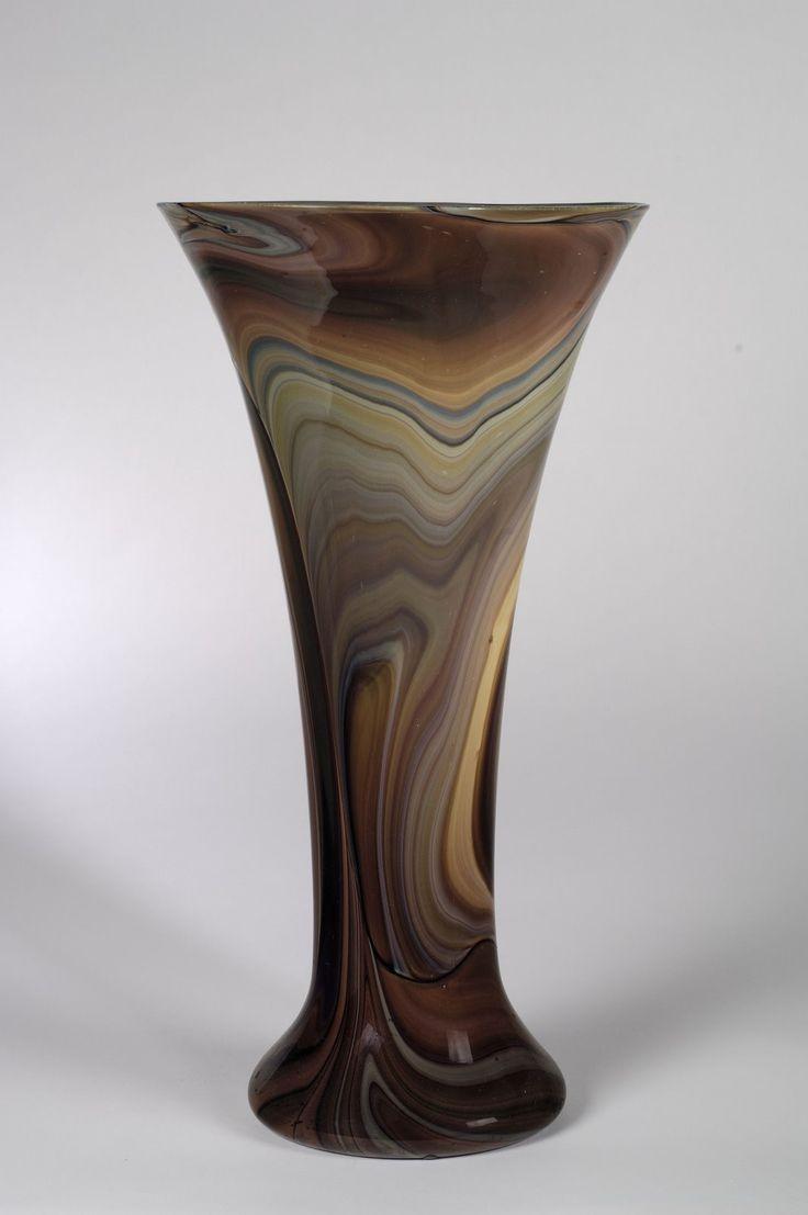 Lorenzo Radi tecnica vetro calcedonio. Circa 1856