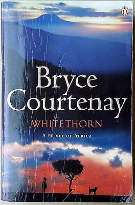 Whitethorn by Bryce Courtenay FREE AUS POST good used condition Paperback, 2007