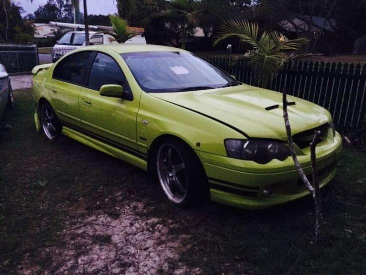 07⁄2003 Ford XR8 boss 260 repairable write off | Cars, Vans & Utes | Gumtree Australia Logan Area - Loganlea | 1089259343