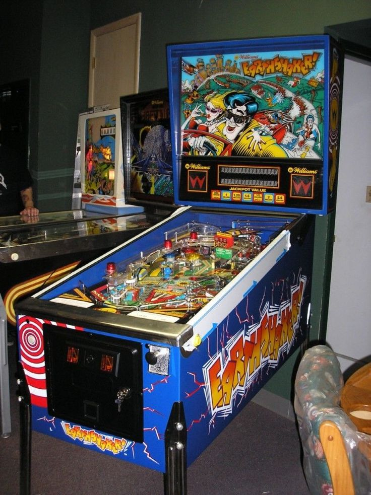 15 best images about pinball interests on pinterest for Fish arcade game
