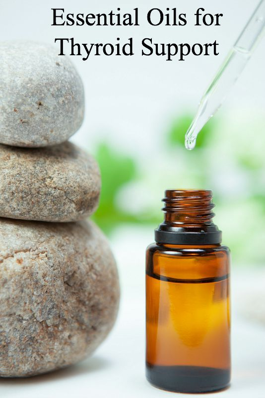 Essential Oils for Thyroid Support :: Essential oils help keep the body in homeostasis and work towards restoring and maintaining balance. I think we can agree that all of us who struggle with thyroid disease could use a bit more balance in our lives!