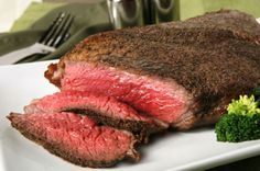 How to Cook London Broil in the Oven