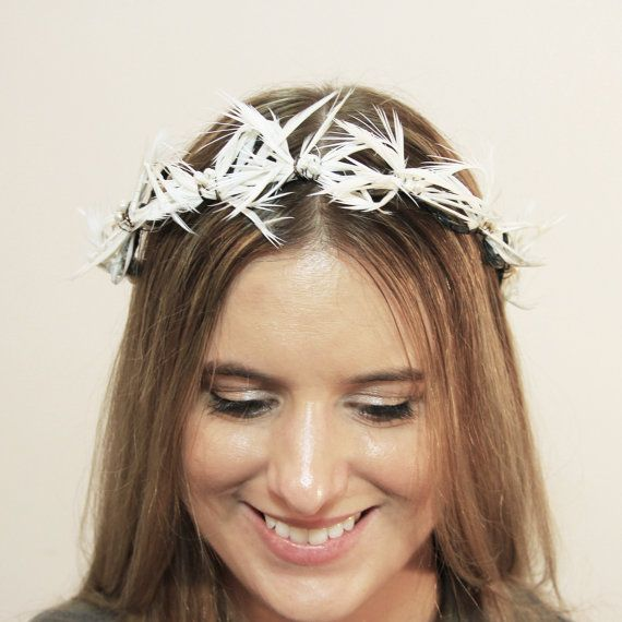 Caesar -Goddess- Gold leaf headband- Goddess Headdress -Toga -Egyptian Headdress- Roman headpiece- Caesar costume- Wedding- Halloween- Gold Q66ZK6dcO