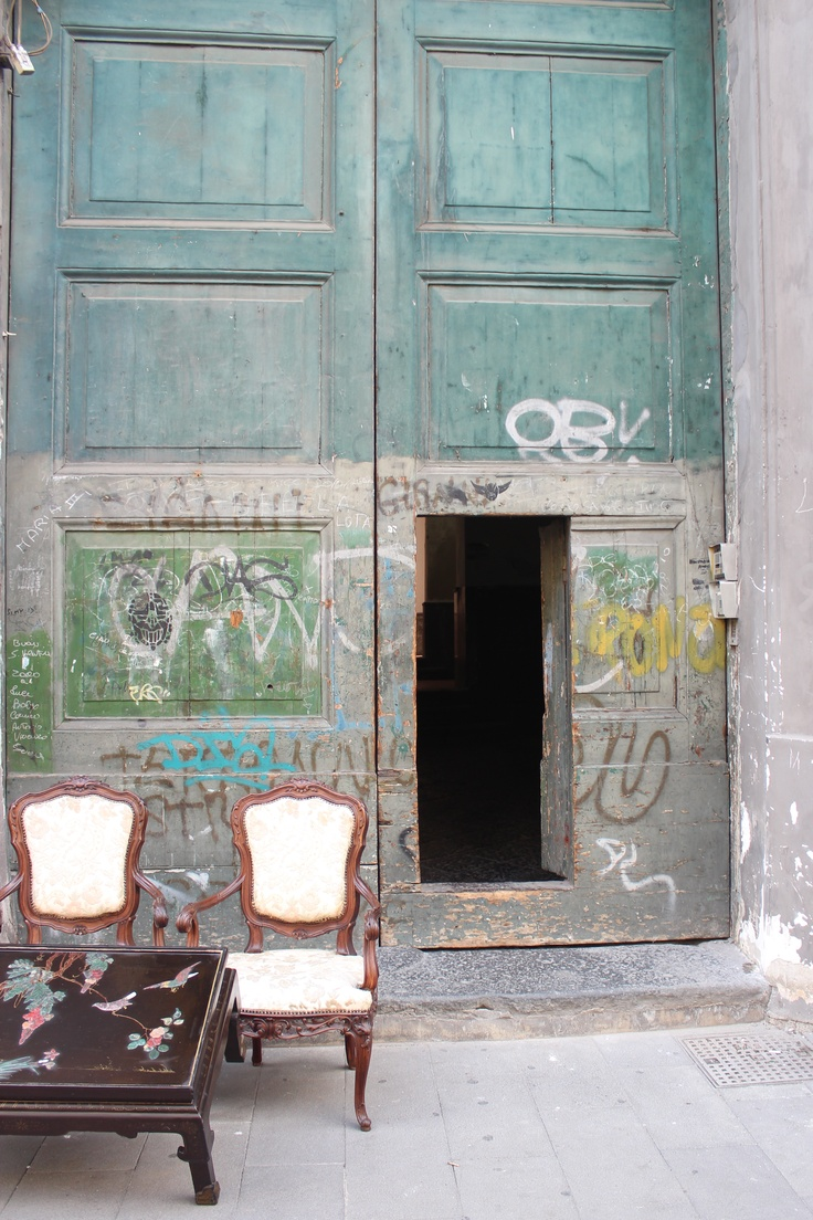 Naples - old city