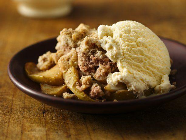 Apple Crisp (Gluten Free) by bettycrocker #Apple_Crisp #Gluten_Free #bettycrocker