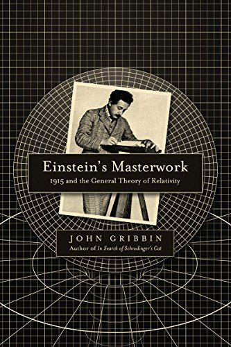 10 best 2016 top 10 science books images on pinterest books to einstein masterwork 1915 and the general theory of relativity by john gribbin fandeluxe Gallery