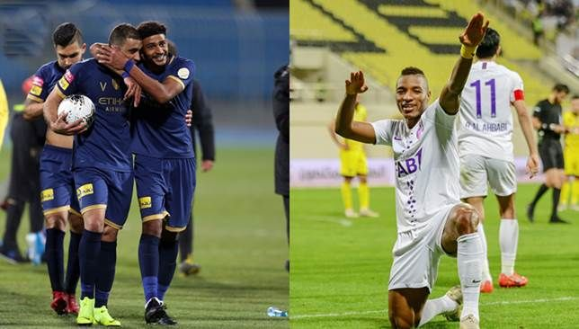 موعد مباراة نادي النصر القادمة ضد العين الإماراتي والقنوات الناقلة Soccer Field Soccer Sports