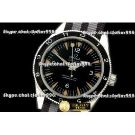 Replica Omega Seamaster 300 SPECTRE Limited Edition James Bond Watch