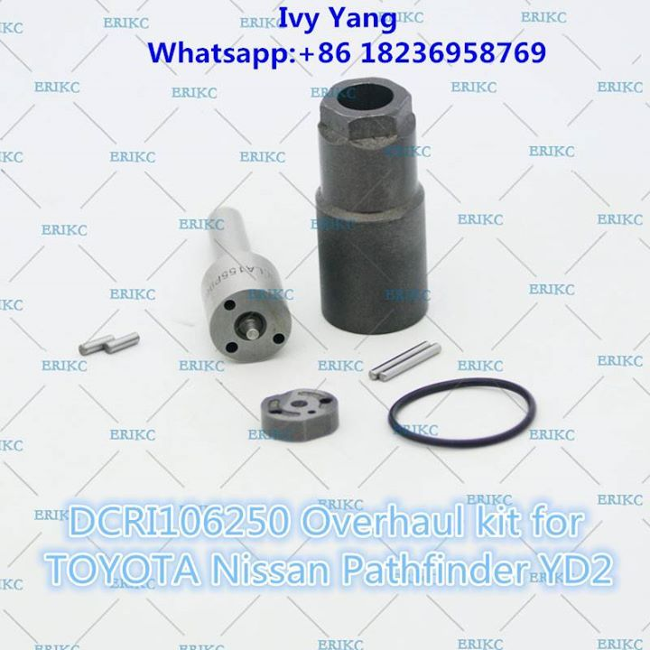Fuel System Replacement Parts DLLA145 P870 Common Rail Fuel Injector Nozzle DLLA 145P 870 OEM 093400-8700,DLLA145 P 870 for SM295040-6210 inyector Fuel Injectors & Parts