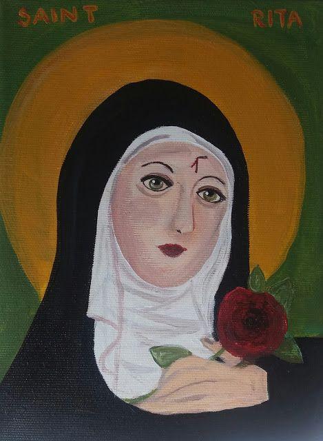 Św. Rita z Cascia