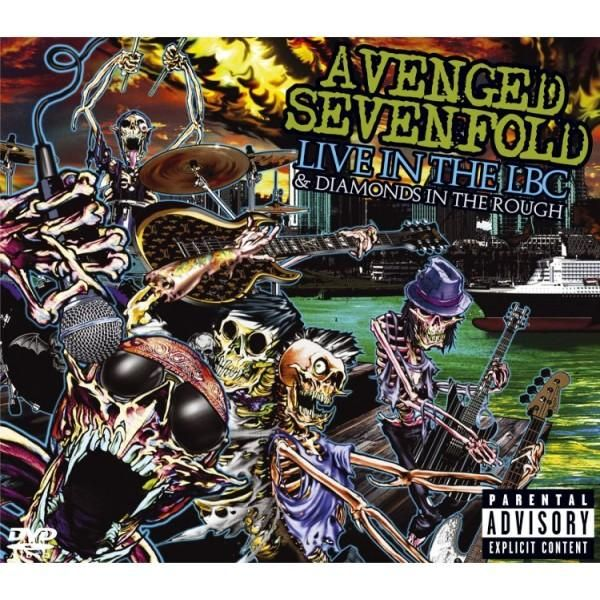 Avenged Sevenfold Live In The Lbc Diamonds In The Rough Vinyl 1