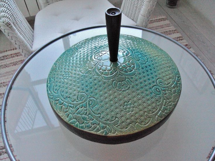 Stoneware decorative item