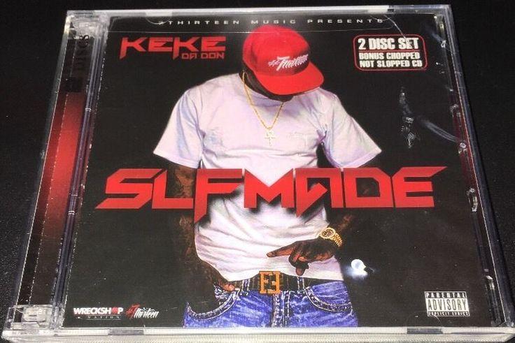 New Lil Keke Slfmade 2 CD Set 2015 Scarface Big Pokey Paul Wall Z Ro | eBay