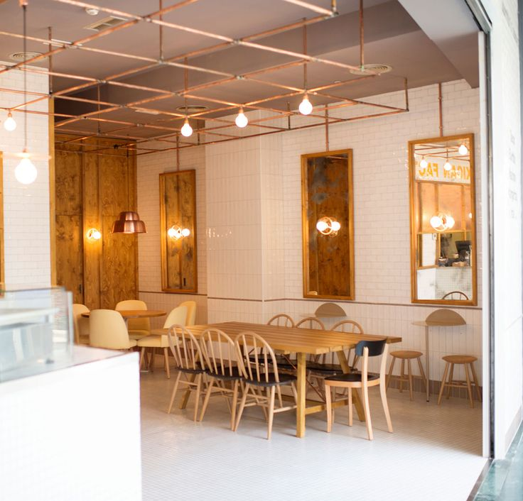 Mexican Factory Restaurant In Madrid Spain By Plantea
