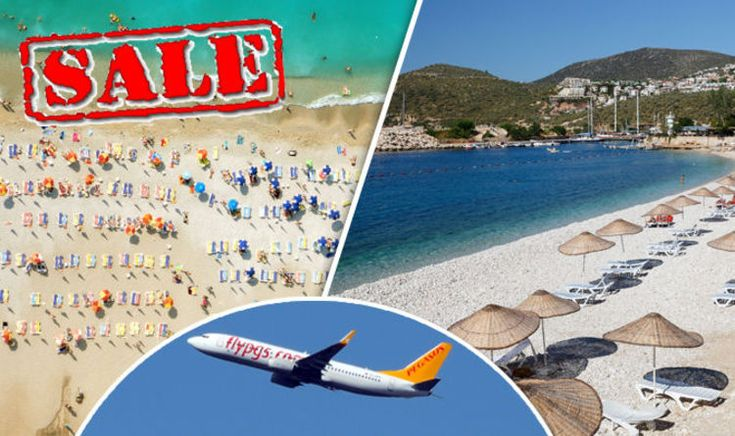 Cheap flights: Pegasus Airlines SLASHES fares to Europe by 30 per cent