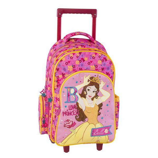 Belle Σχολική Τσάντα Δημοτικού Trolley