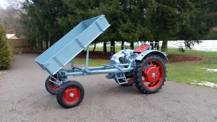 EICHER G30. BJ1965.SCHNELLGANG 30KMH. NUR 168 MAL GEBAUT. SCHMUCKSTÜCK. TÜV NEU in Business & Industrie, Agrar, Forst & Kommune, Landtechnik & Traktoren   eBay!