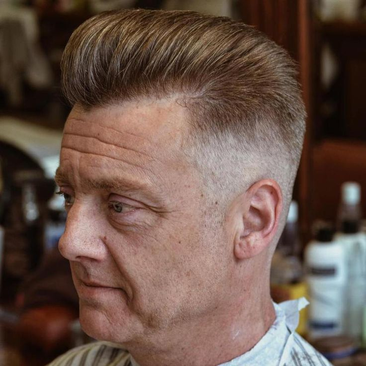 50 Classy Haircuts and Hairstyles for Balding Men (With