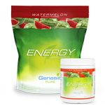 """<font color=""""ff0000""""><B>Watermelon stick packs and tubs are temporarily on backorder.</b></font><BR><BR>Looking for a way to clear the morning fog, energize your daily workout, or avoid the mid-afternoon slump? ENERGY is for you! It's packed with antioxidants, botanicals and natural sources of caffeine, and the perfect alternative to sugar-laden, artificially sweetened energy drinks on the market."""