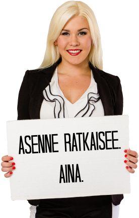 Anniina Makkonen - Työnhakukampanja