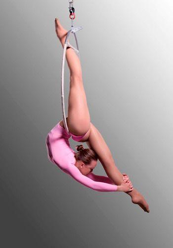 "Aerial Hoop Contortion S pecialty 545/ International Talent Agency ""Rising Stars""."