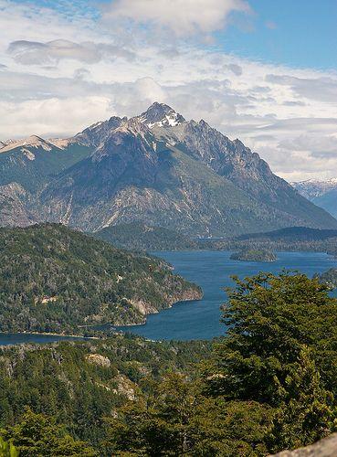 San Carlos de Bariloche - Rio Negro - Argentina by Danielle Pereira