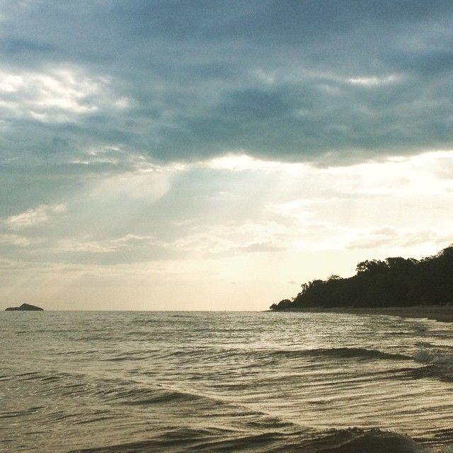 Beach day  #landscape #beach #sunny #sea #nature