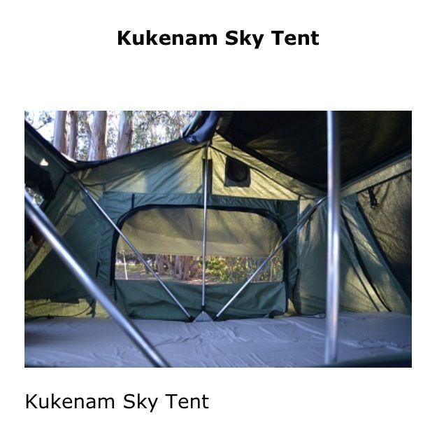 tepui kukenam sky tent roof top tent on sale free shipping. Black Bedroom Furniture Sets. Home Design Ideas