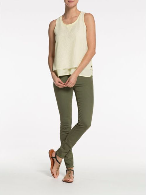 Double Layer Tank | Roe Wolfe