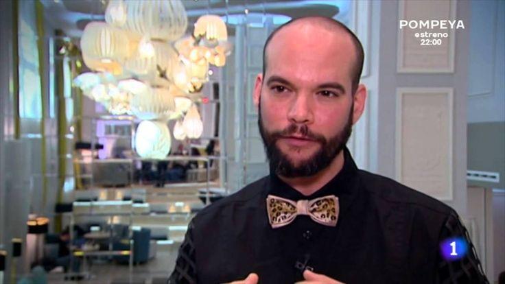 Participación en el programa de TVE1 Flash Moda. Entrevista a Angeles Gonzáles (Fotógrafa) descubriendo el tras cámaras de un shooting de moda.
