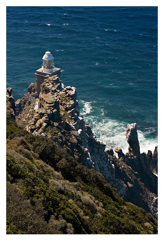 A Giant Lantern - Cape Point, Western Cape