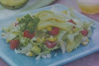 Avocado Salad | Ethnic Recipes