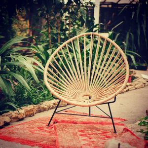 Кресло Акапулько беж