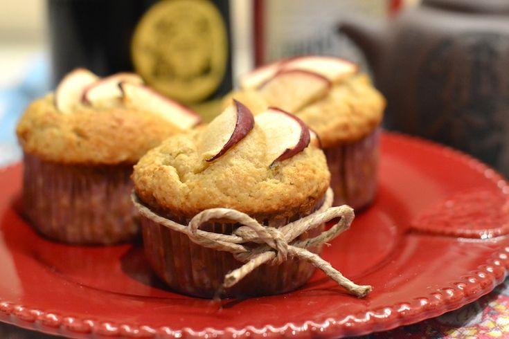 Muffin mele e avena Jane Austen