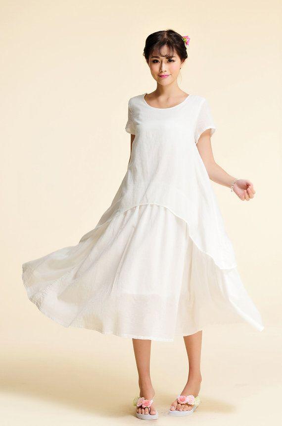 Best 20 Linen Summer Dresses Ideas On Pinterest Striped