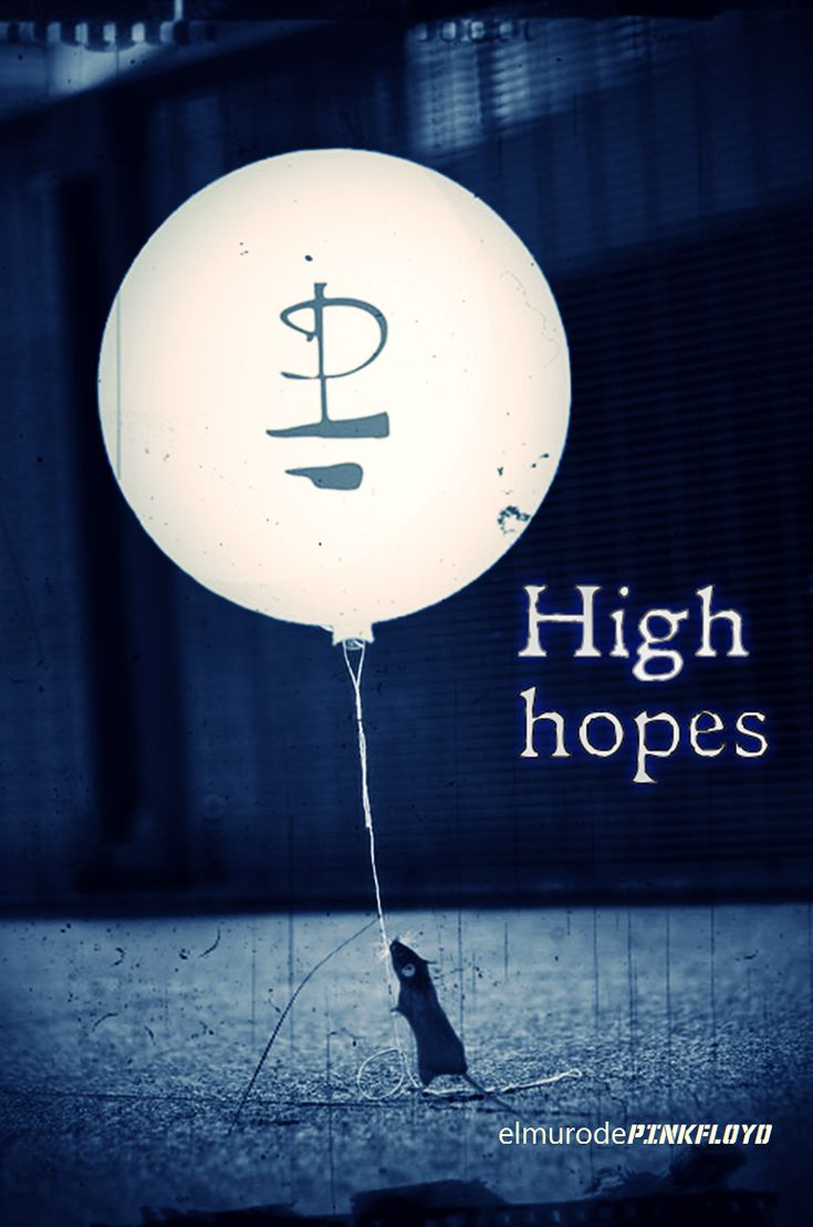 Pink Floyd High Hopes